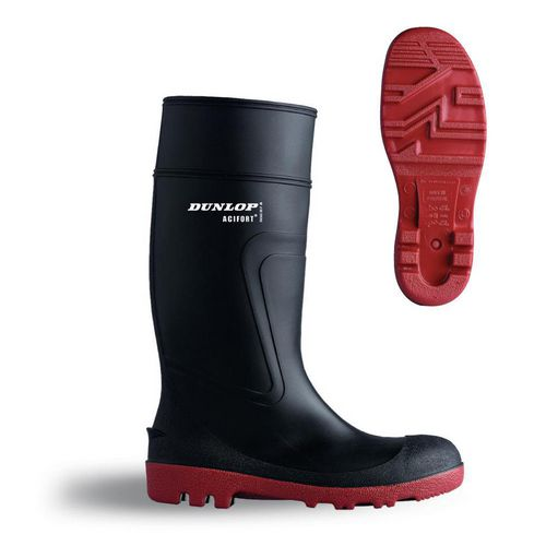 Warwick full safety wellington boots
